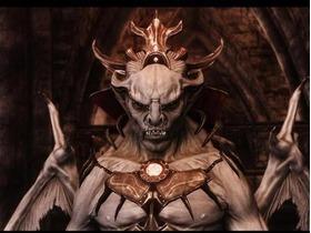 《上古卷轴:黎明守卫》吸血鬼王